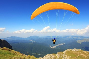 paragliding in mountains 360x240 - Gardening
