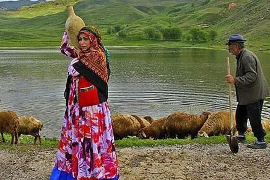 Shahsavan Nomad