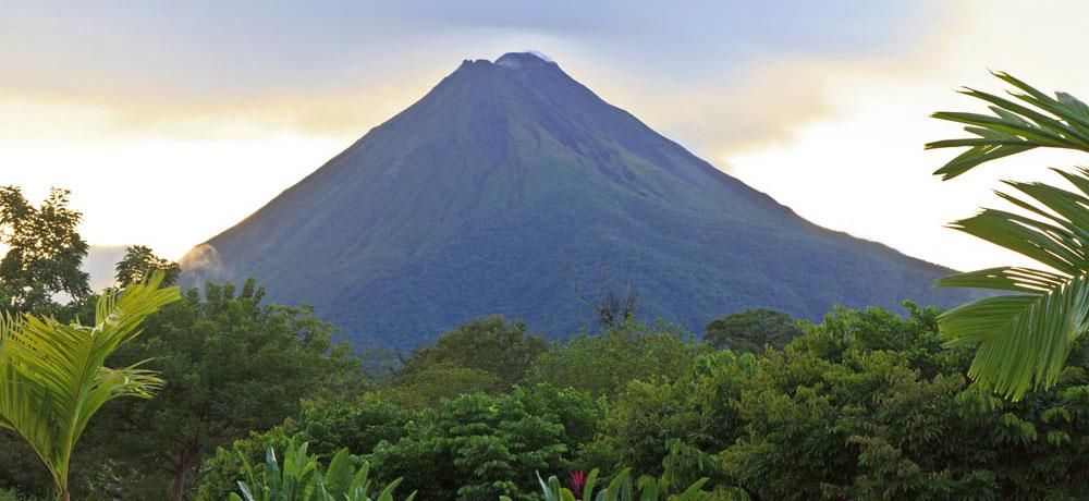 costa rica volcano - شگفتی های آمازون